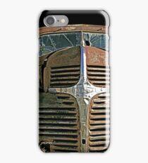 Rusty Old Truck iPhone Case/Skin