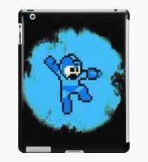 Mega Man Jumps and Shoots iPad Case/Skin