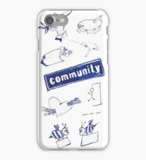 Community Logo Edit iPhone Case/Skin