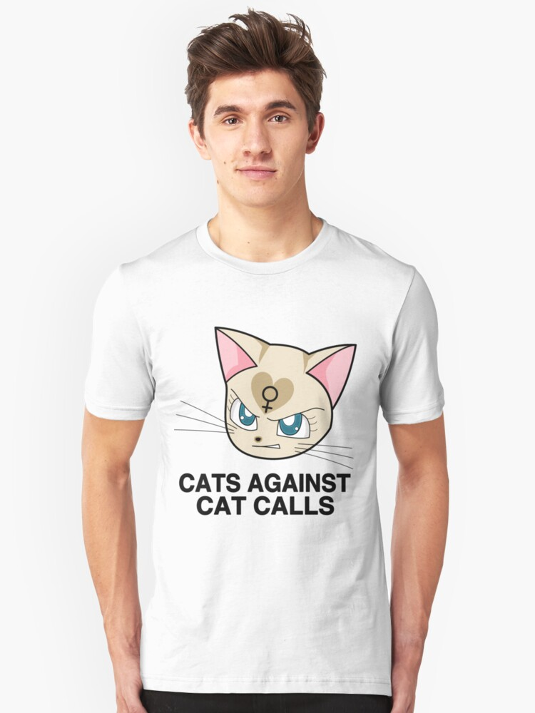 CATS AGAINST CAT CALLS by hunnydoll