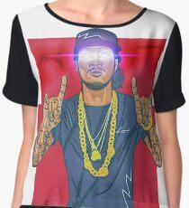 Future Hendrix Chiffon Top