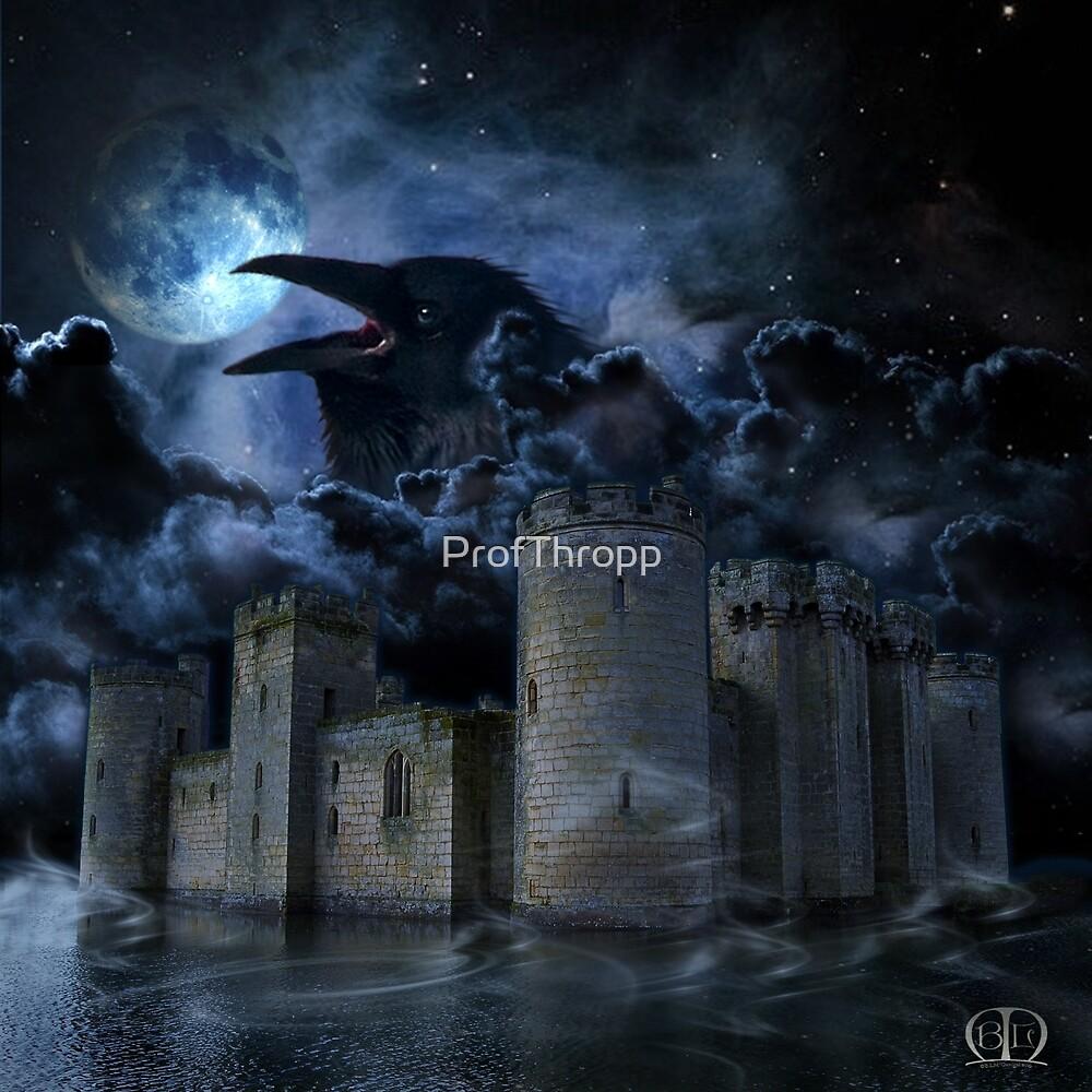 Raven's Castle by ProfThropp