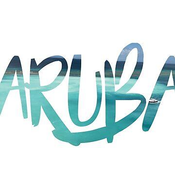 Aruba by daburrows