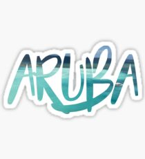 Aruba Sticker