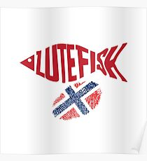 Lutefisk Norway Thumb Poster
