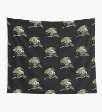 Game Over Man Aliens Born to Kill Wall Tapestry