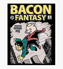 Bacon Fantasy #15 Photographic Print