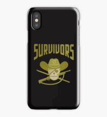 Survivors iPhone Case/Skin
