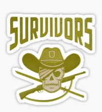 Survivors Sticker