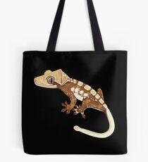 Harlequin Crested Gecko Tote Bag