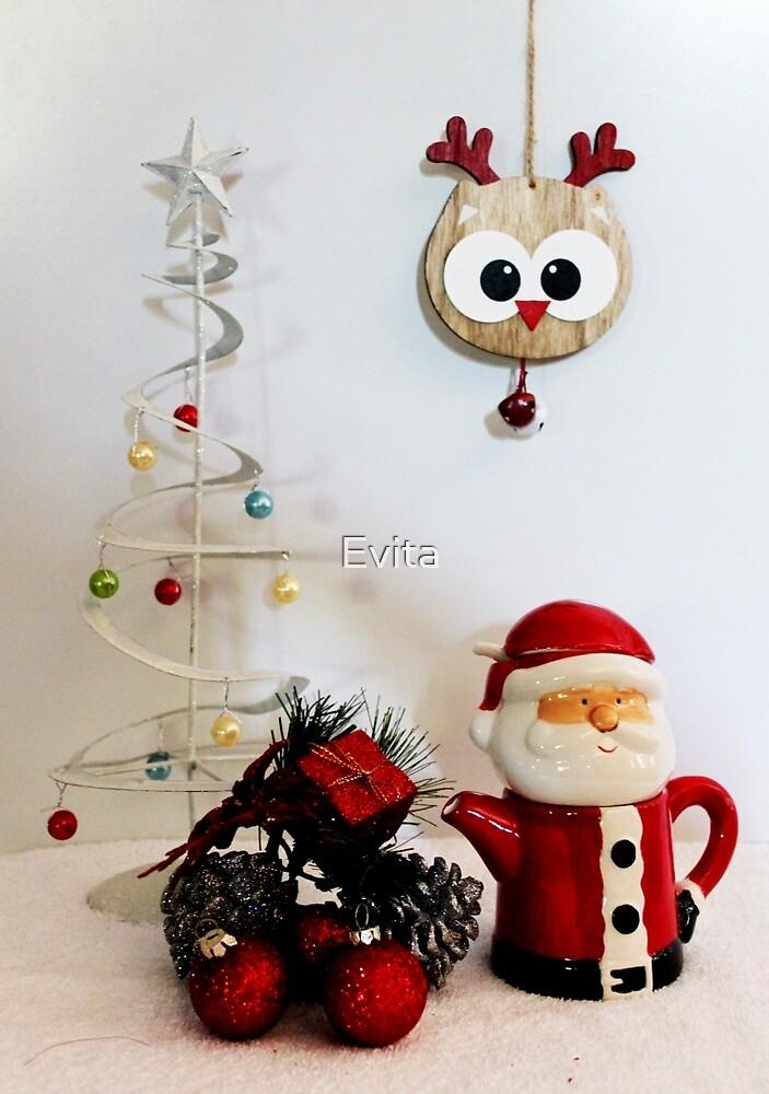 Frohe Weihnachten - Nr. 4 von Evita