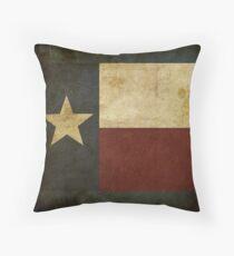 Einsamer Stern Texas Dekokissen
