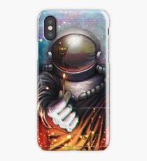 184, Let's Burn It Down iPhone Case/Skin