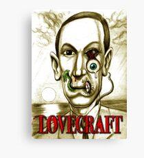 LOVECRAFT DREAMS Canvas Print