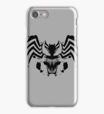 Rorschach Symbiote iPhone Case/Skin