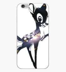 Space Bambi | Barred Spiral Galaxy iPhone Case