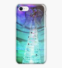 Merry Christmas - Angel No.1 iPhone Case/Skin