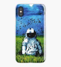 Deja Entendu (Blue) iPhone Case/Skin