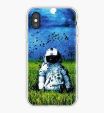 Deja Entendu (Blau) iPhone-Hülle & Cover
