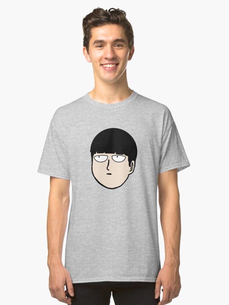 Mob Psycho 100 Classic T-Shirt Front