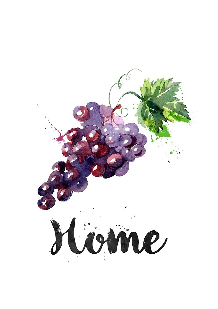 Grapes. Home by found in  Atlantis