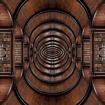 Infinite Library by Thoughtmasons