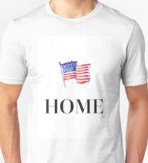 Home USA Unisex T-Shirt