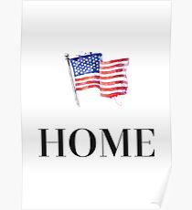 Home USA Poster