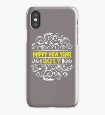 Happy New Year T-Shirts Hoodie Tank Top Phone Case 2017 iPhone Case