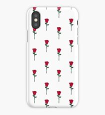 Troye Sivan Rose Tiled iPhone Case