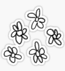 A Spot of Daisies | Trendy/Hipster/Tumblr Meme Sticker