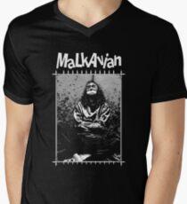 Masquerade Clan: Malkavian Retro Men's V-Neck T-Shirt