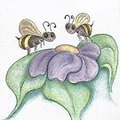 Busy Bees by LittleLotte