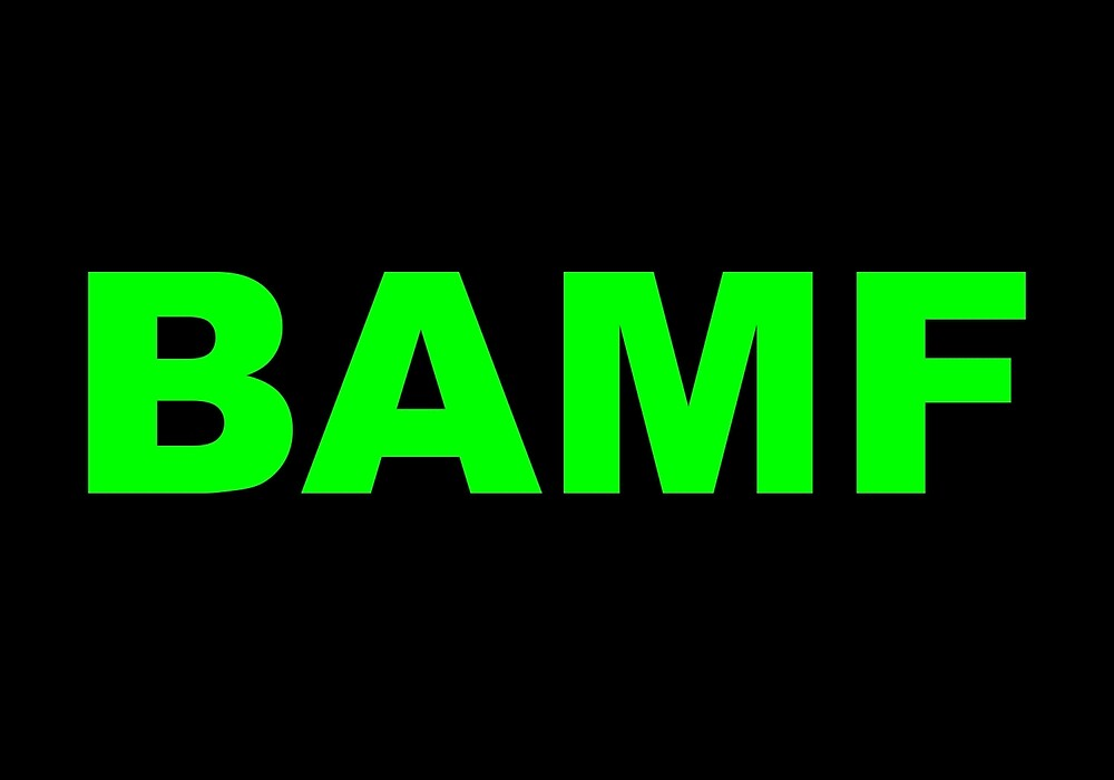 BAMF by vordeman
