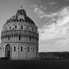 "Pisa Battistero by Antonello Incagnone ""incant"""