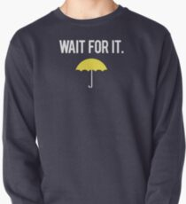 Wait for it. Pullover