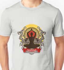 Meditation brings wisdom T-Shirt
