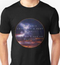 "Troye Sivan ""Heaven"" Inspired Design + Lyrics T-Shirt"