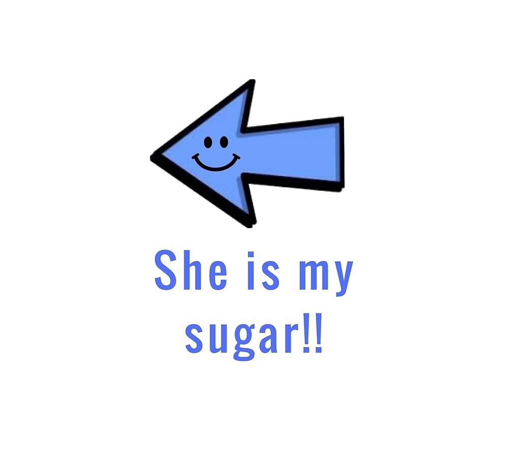 She is my sugar by MallsD