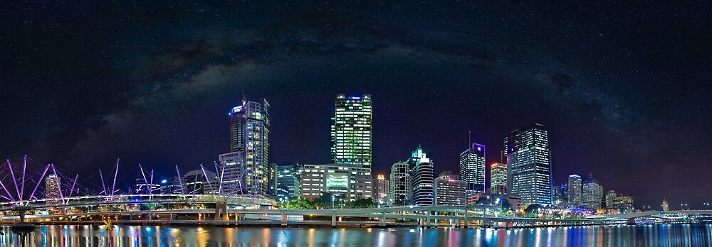 Brisbane City by Apatche Revealed