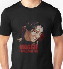 Glenn loves Maggie Unisex T-Shirt