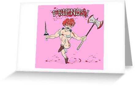 Friends! by makingDigital