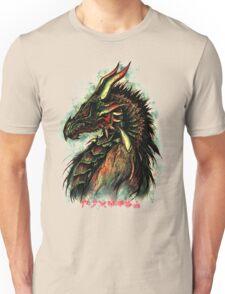 Dragonborn (Green Version) Unisex T-Shirt