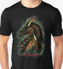 Dragonborn (Green Version) Unisex T-Shirt