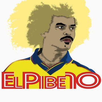El Pibe by wysc