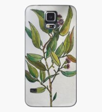 eucalyptus blossom Case/Skin for Samsung Galaxy