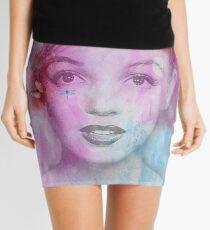 MARILYN:  SOMETIMES LOVE IS NOT ENOUGH Mini Skirt