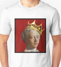 King George III - Written T-Shirt