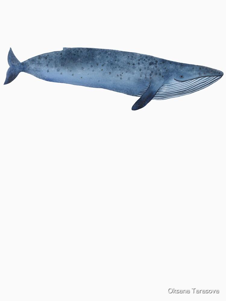Blue whale by taoart