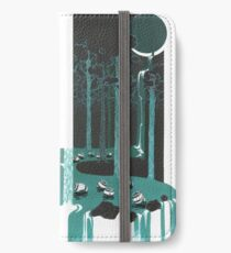 Hobbit illustration 6 iPhone Wallet